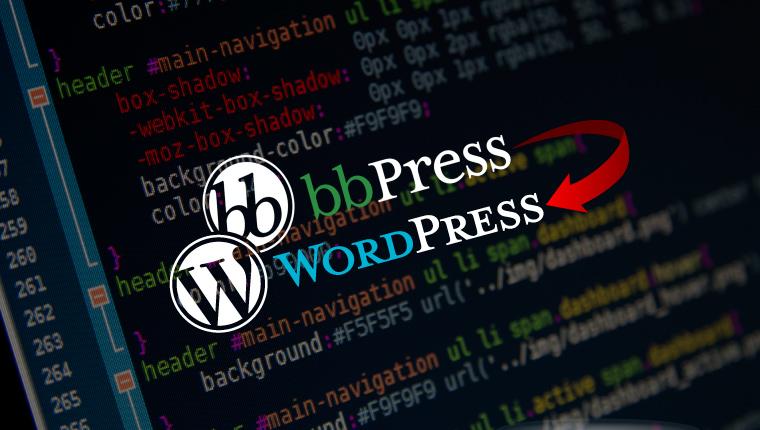 bbpress standalone to bbpress wordpress plugin migration