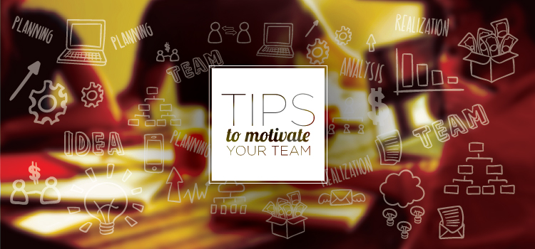 Motivate your team Webstreaming